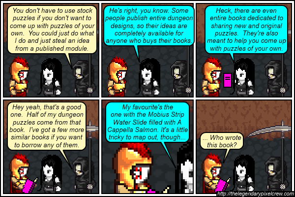 "Strip 511 - ""Who do you think?"""