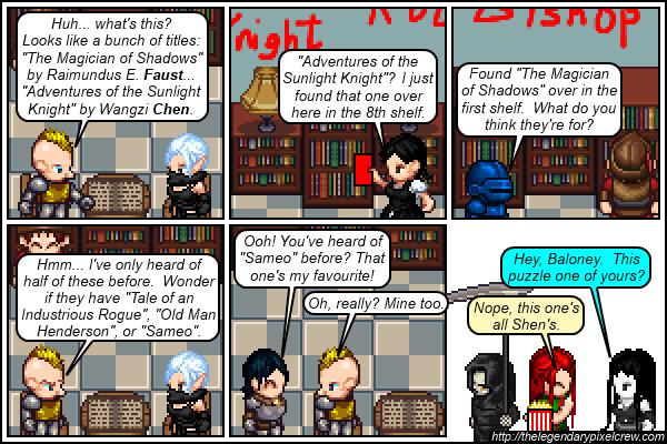 """Strip 549 - """"Escape Room - Part 2"""""""