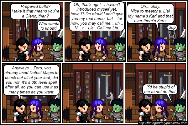 "Strip 158 - ""Naturally..."""